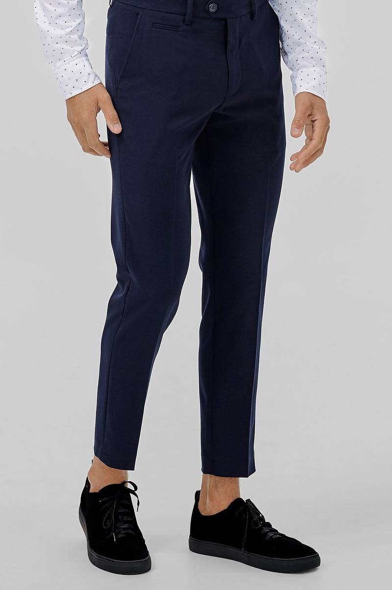 Suit Pants Relaxed housut