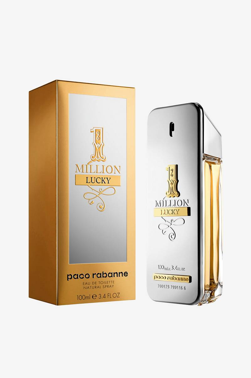 One Million Lucky M Edt 100ml