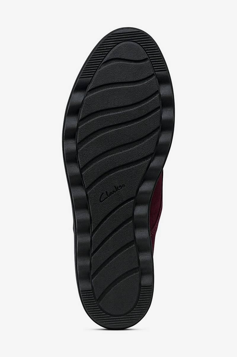 Clarks Sharon Noel -kengät - Punainen - Naiset - Ellos.fi ea24923834