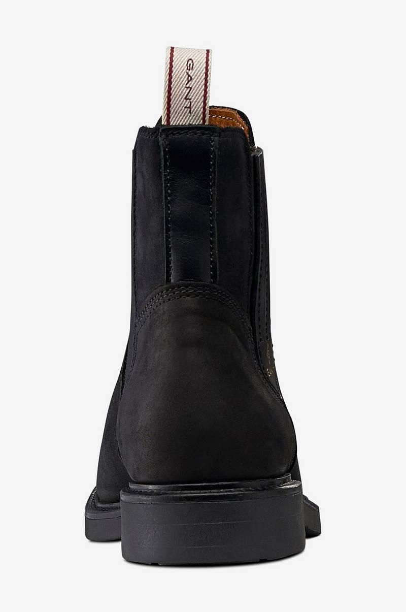 f5a50273c864 Gant Chelsea-boots Ashley - Sort - Dame - Ellos.dk