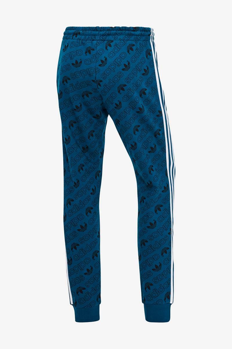 868db9f1 adidas Originals Joggebukse Monogram Pants - Blå - Herre - Ellos.no