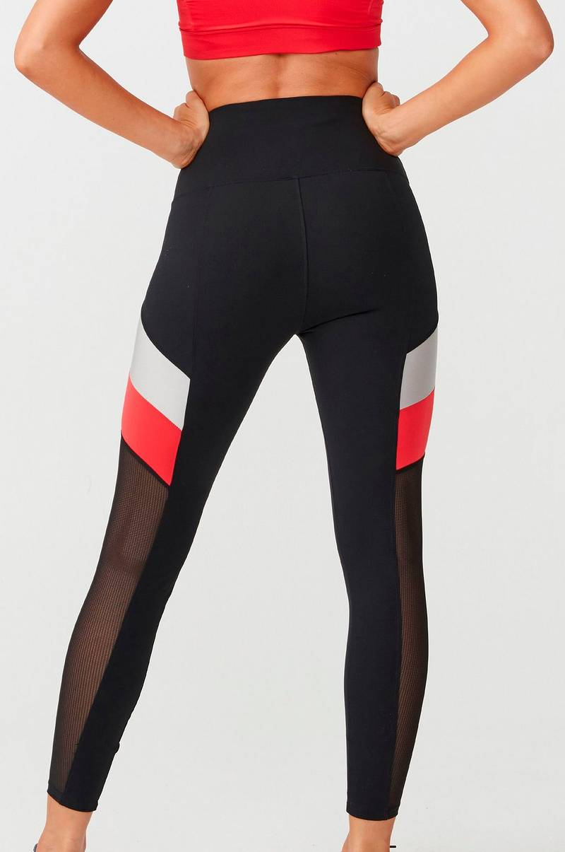 Træningstights Uplift Block Tights