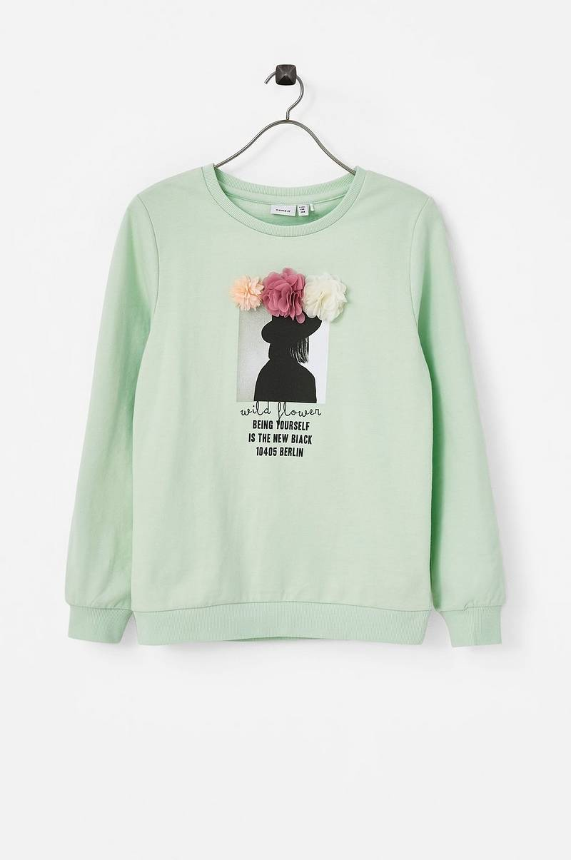 Sweatshirt nkfBellua LS Sweat UN