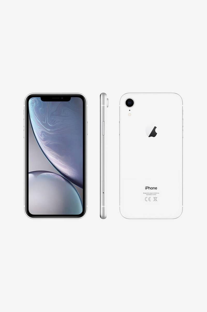 iPhone XR 128GB White MRYD2