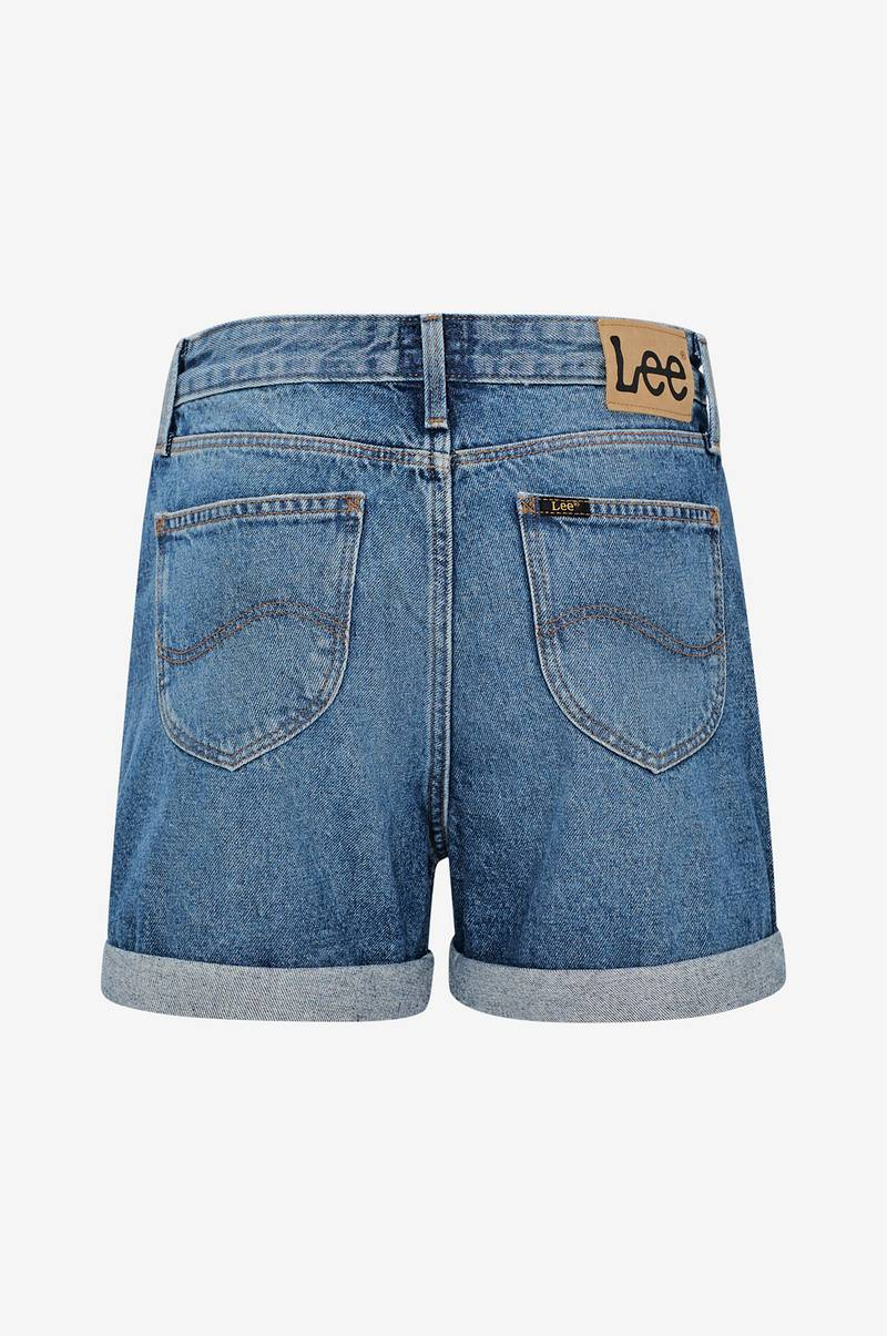 Denimshorts Mom