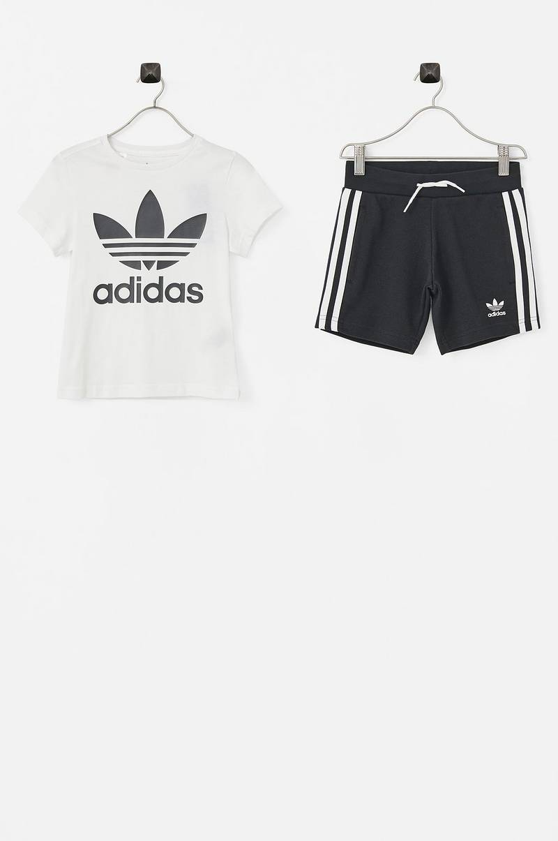 Set Trefoil Shorts and Tee