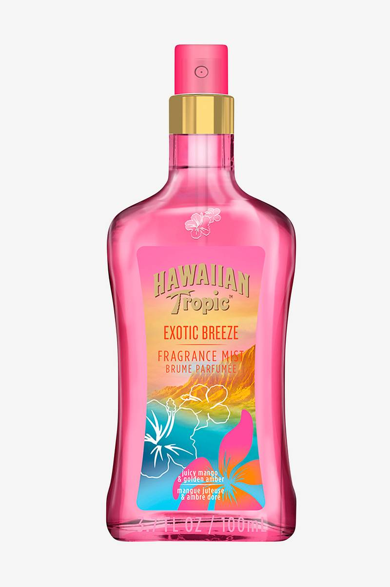 Exotic Breeze Body Mist 100 ml