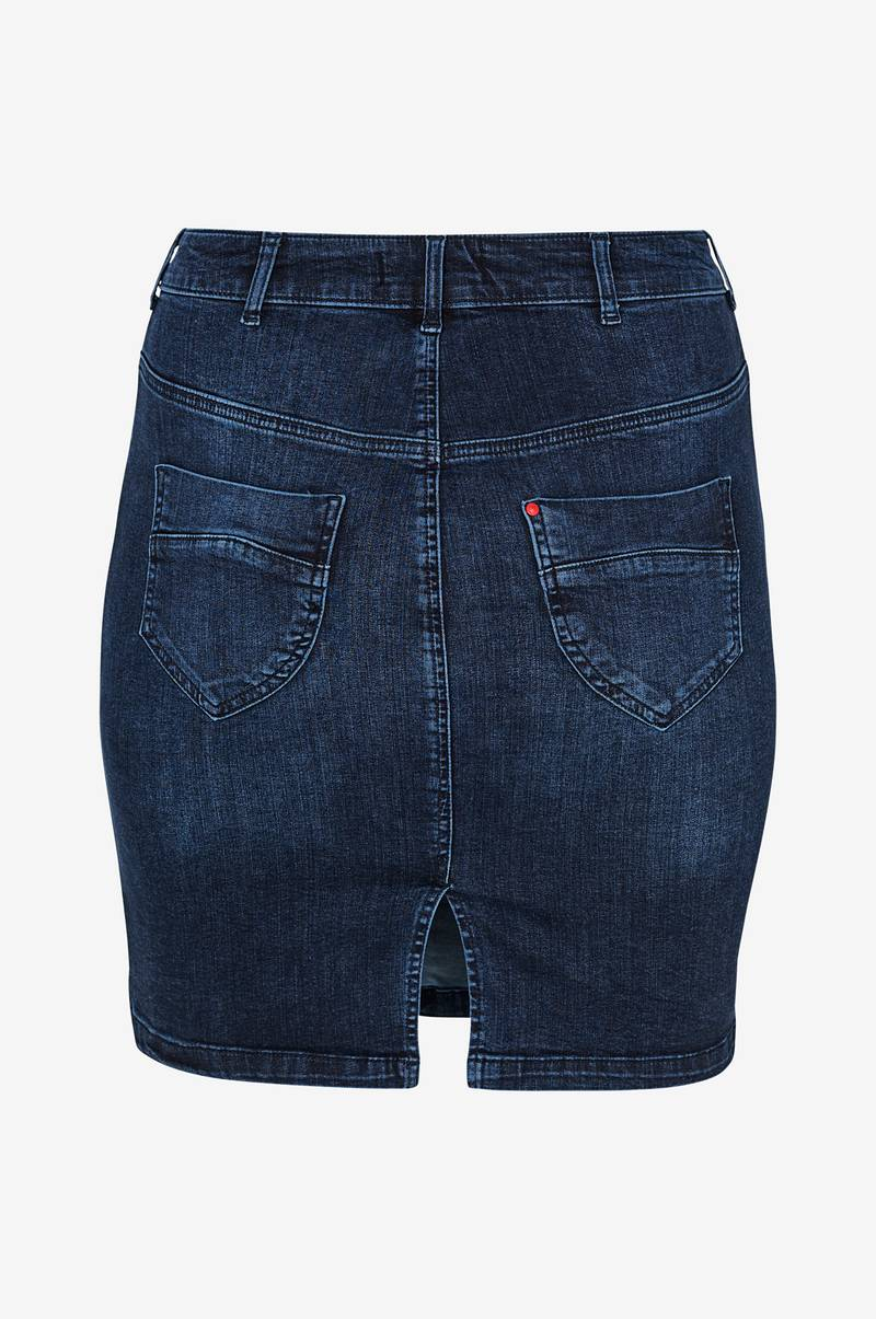 Denimnederdel Joma Knee Lenght Skirt