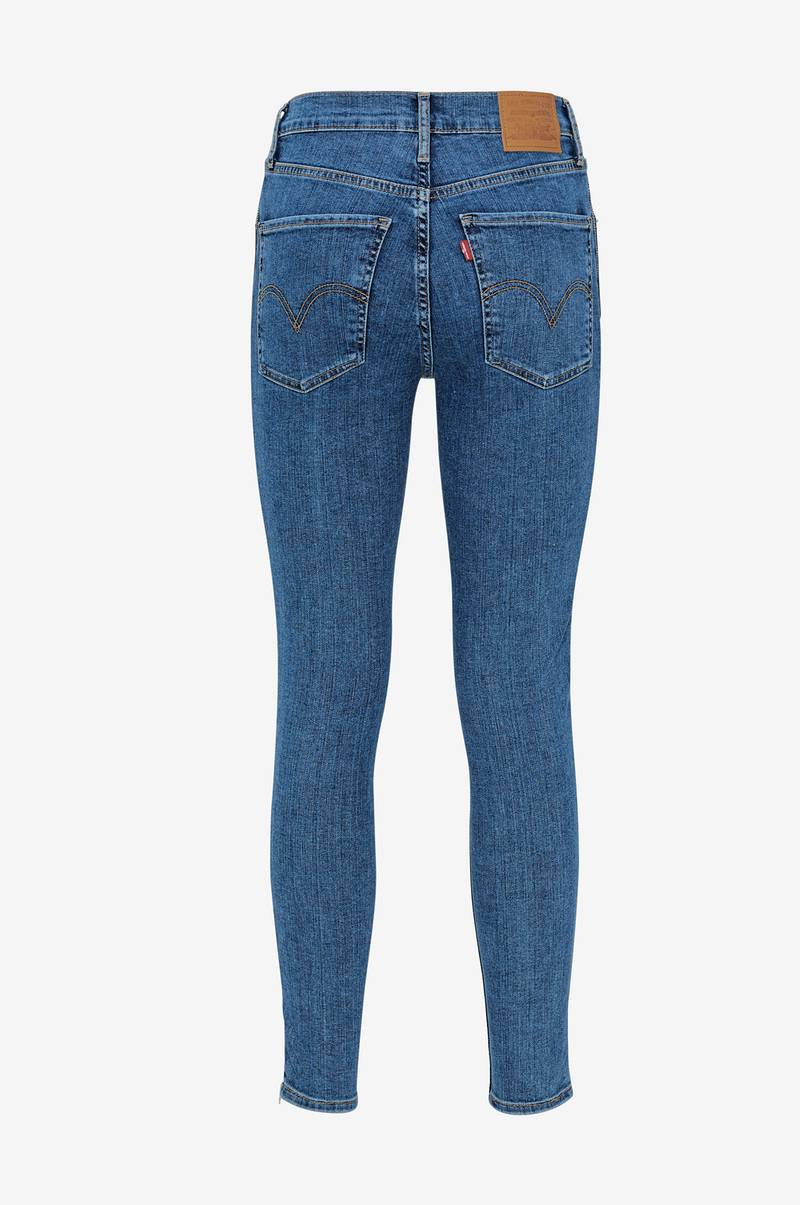 Jeans Mile High Ankle Zip