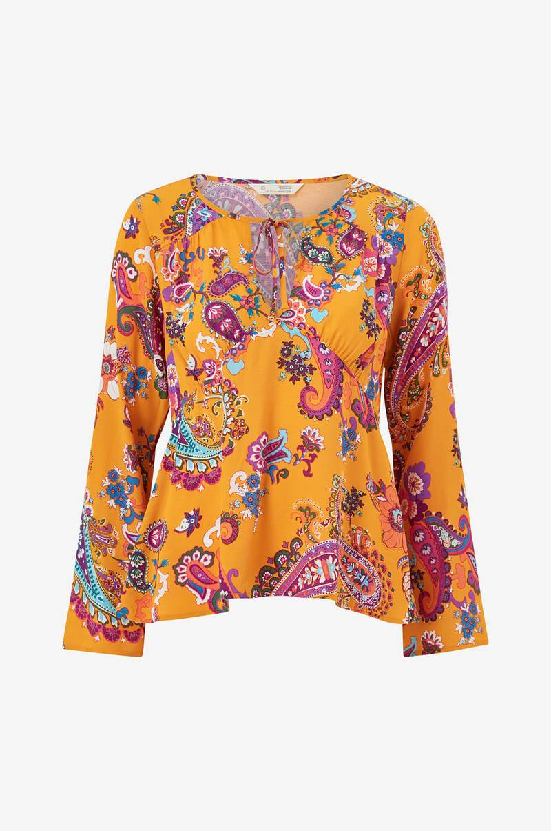 Paita Knock-Off Blouse