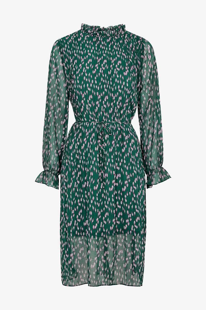 8557fd4d74ef Ellos Collection Kjole Zara - Grøn - Dame - Ellos.dk