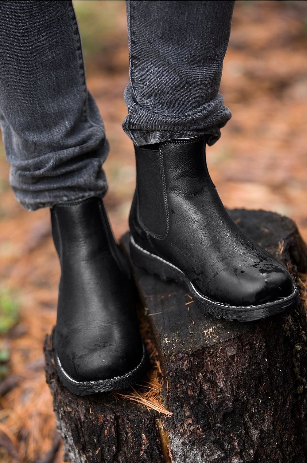 Smuk Blundstone Chelsea-boots Classic 500 - Sort - Herre - Ellos.dk EV-33