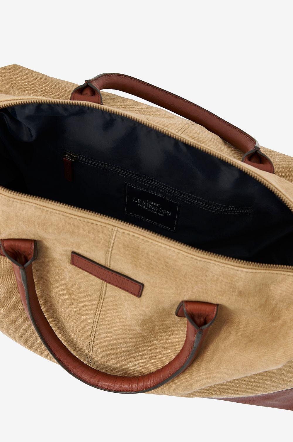 Lexington Sommerville Weekend Bag -laukku - Luonnonväri - Miehet ... dc800eecac