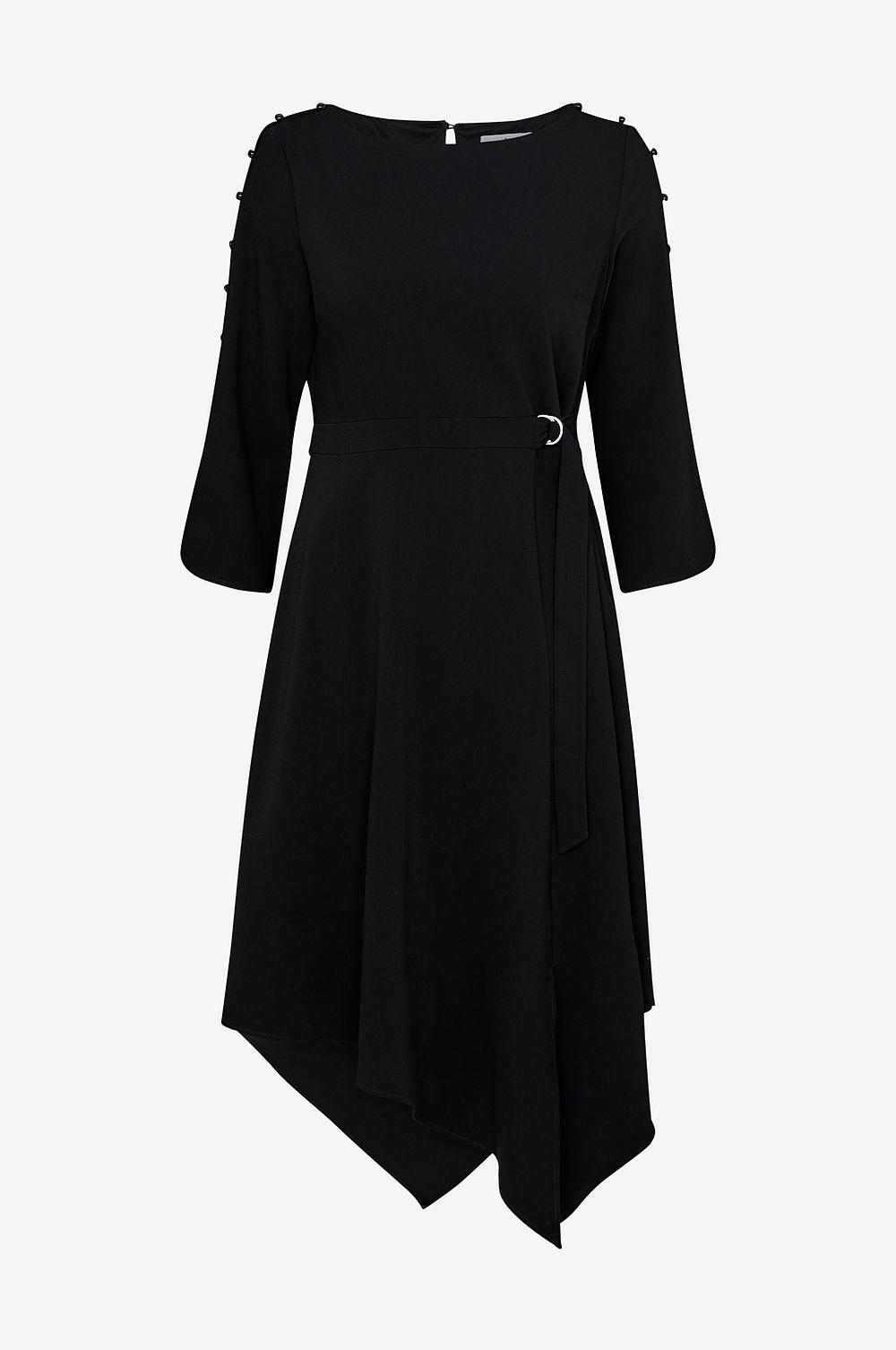 097cf1404fec 8 svarta snygga klänningar till jul och nyår 2018