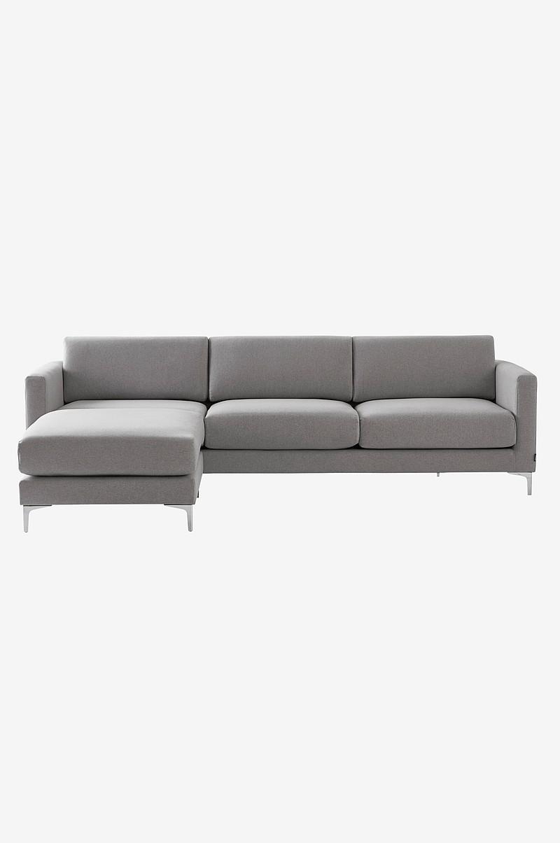 new york new york soffa 3 sits divan gr m bler. Black Bedroom Furniture Sets. Home Design Ideas