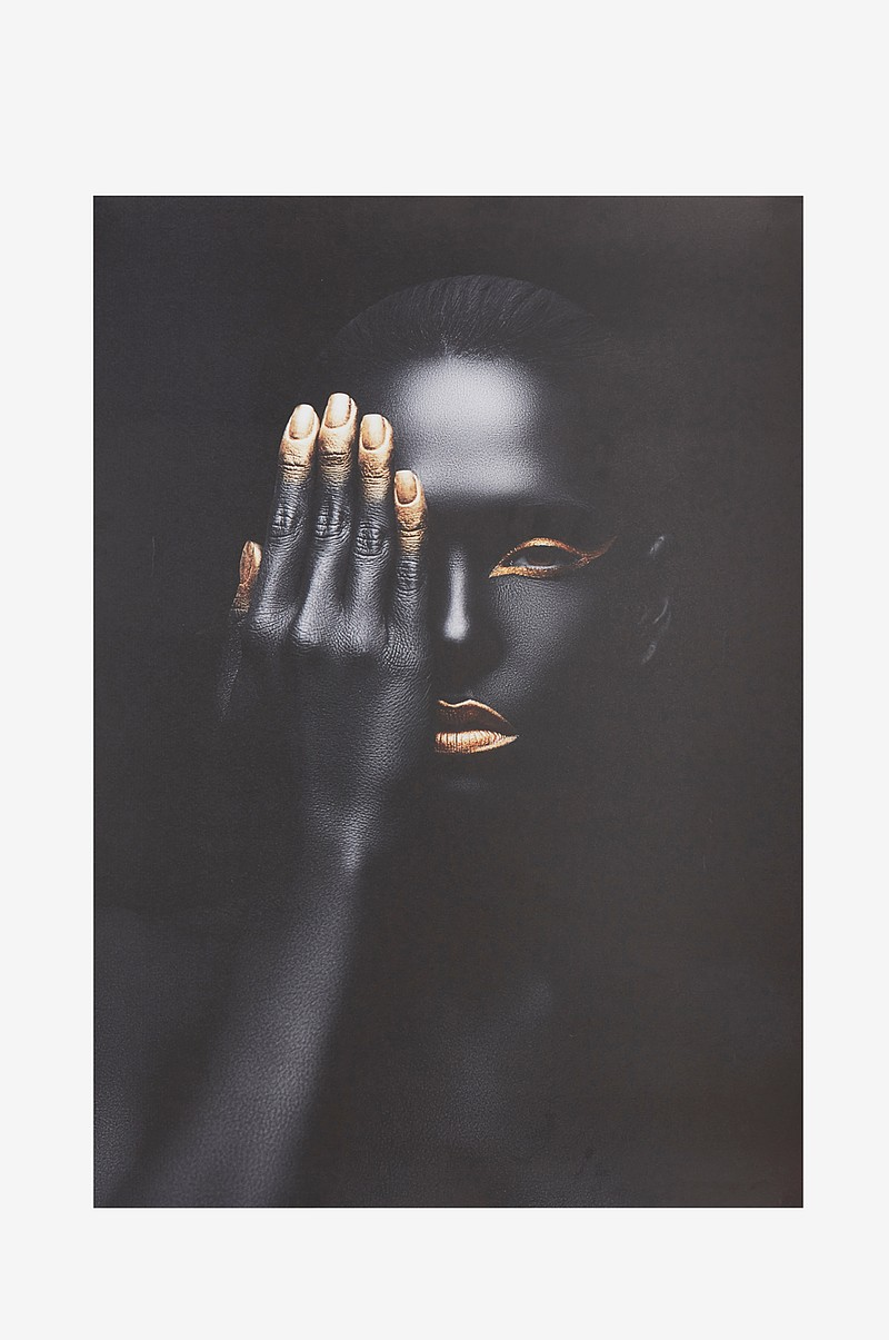 GOLD poster 50x70 cm