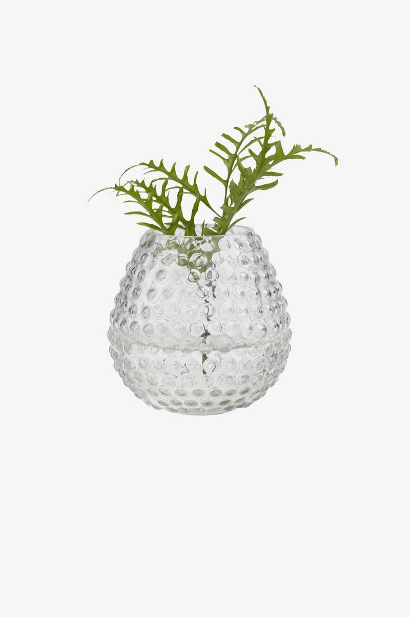 hofors vase dekorativt med myk form og en spennende overflate i ...