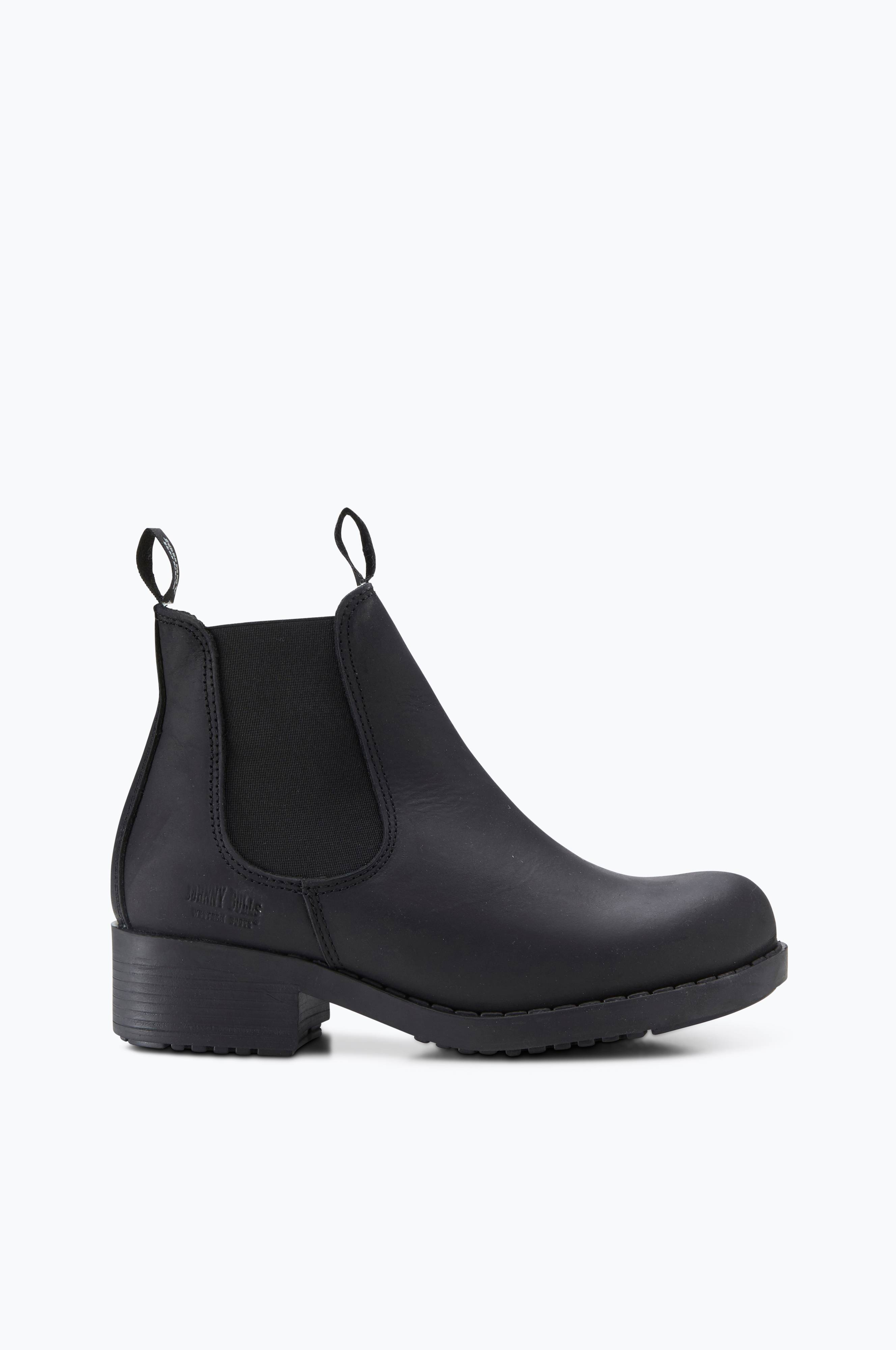 varmfodrade chelsea boots