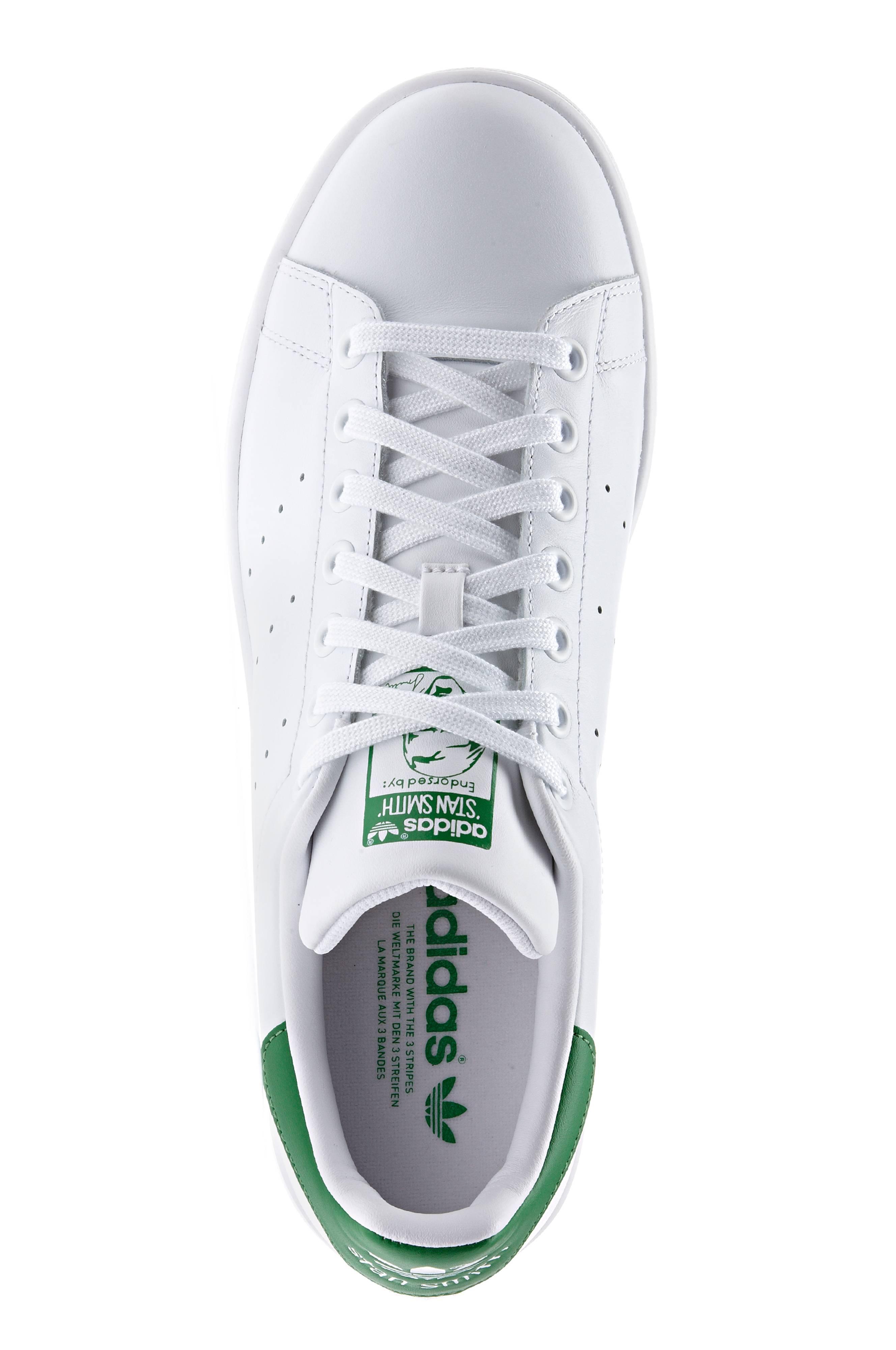 super kvalitet lägsta rabatt varm försäljning kub6d1d7 mycket billigt sneakers dam adidas stan smith w vit - kud ...