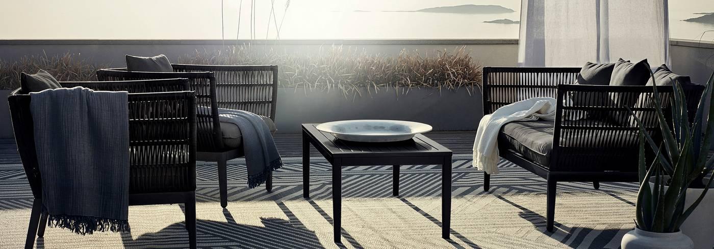 Alle nye Sommerens utemøbler & hagemøbler for uteplassen din – Jotex PT-11