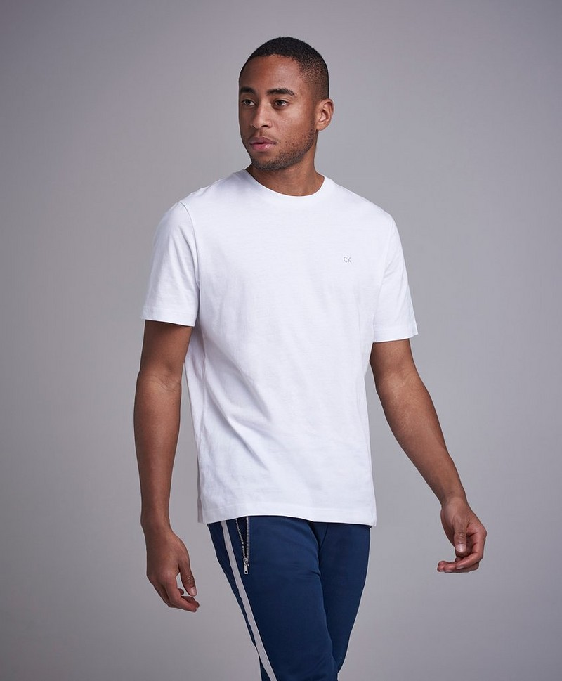 CKJ Embroidery Tee