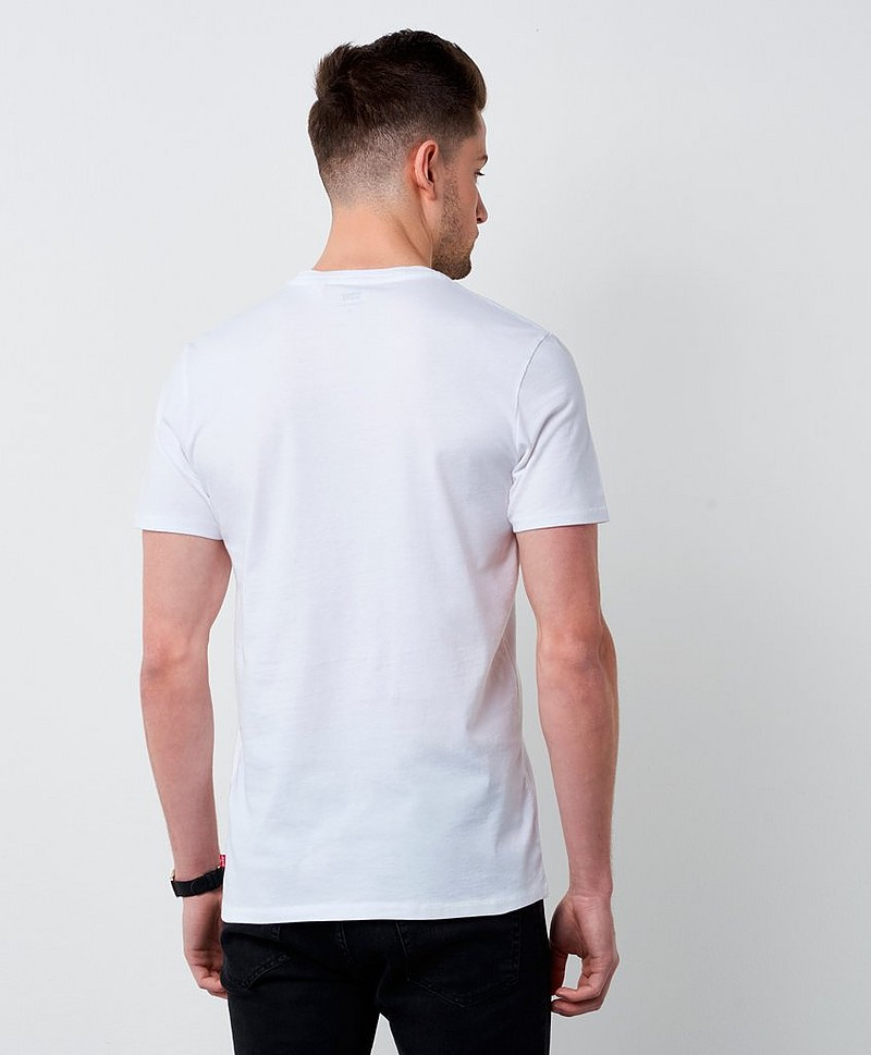 Graphic Set-In Neck Tee