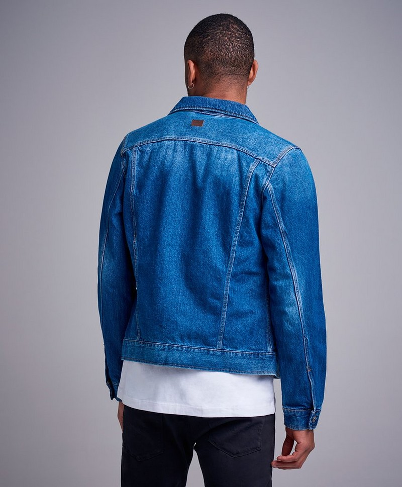 3301 Slim Denim Jacket