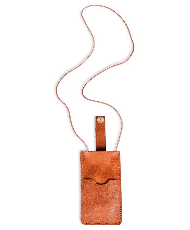 Klippan Leather iPhone Cover