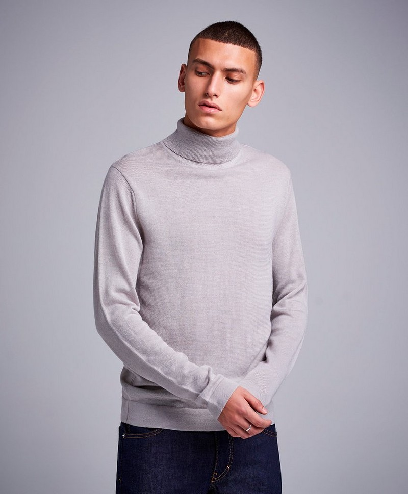 Craven Wool Rollneck