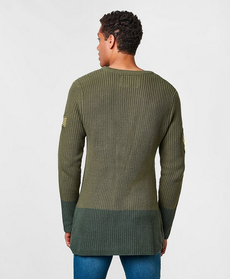 Hutchinson Knitted Sweater