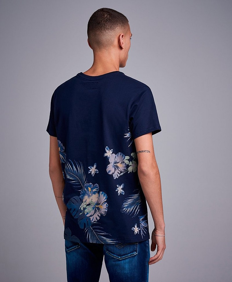 Placement Print Tee
