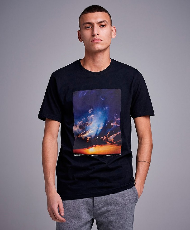 Sunset Photoprint Tee