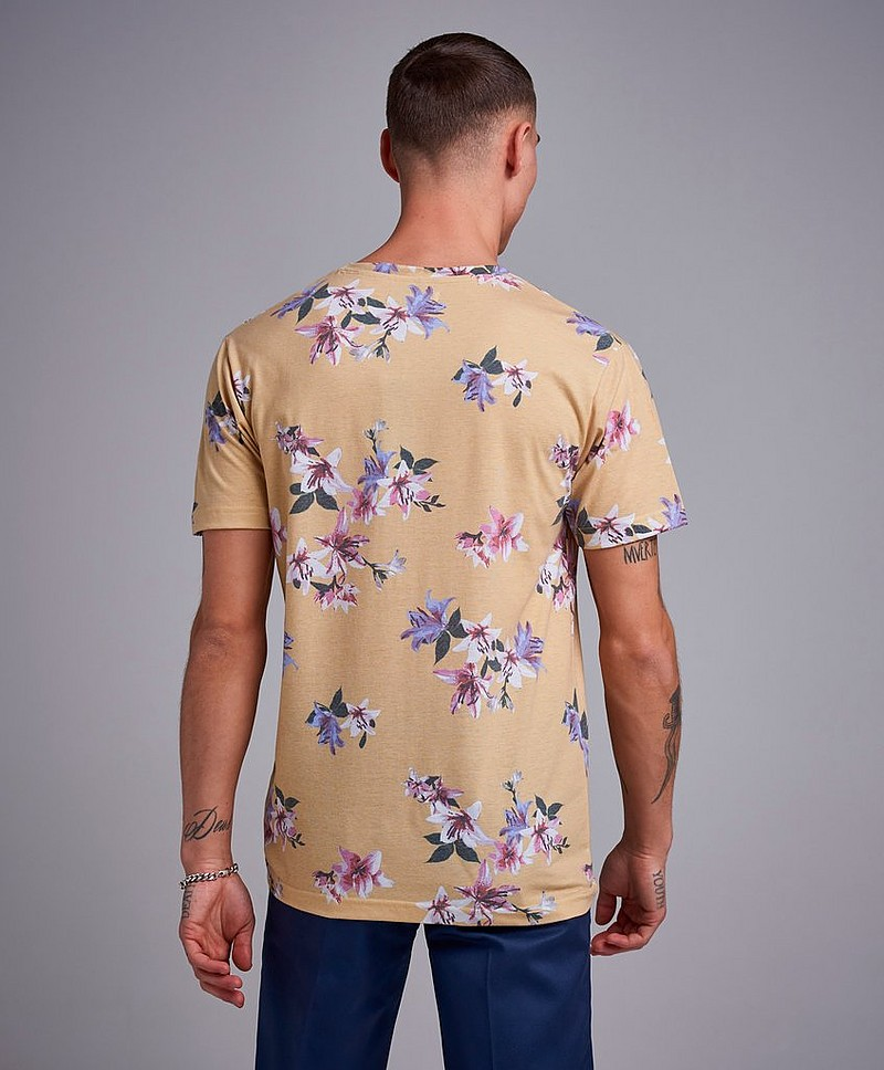 Lily Flower Tee