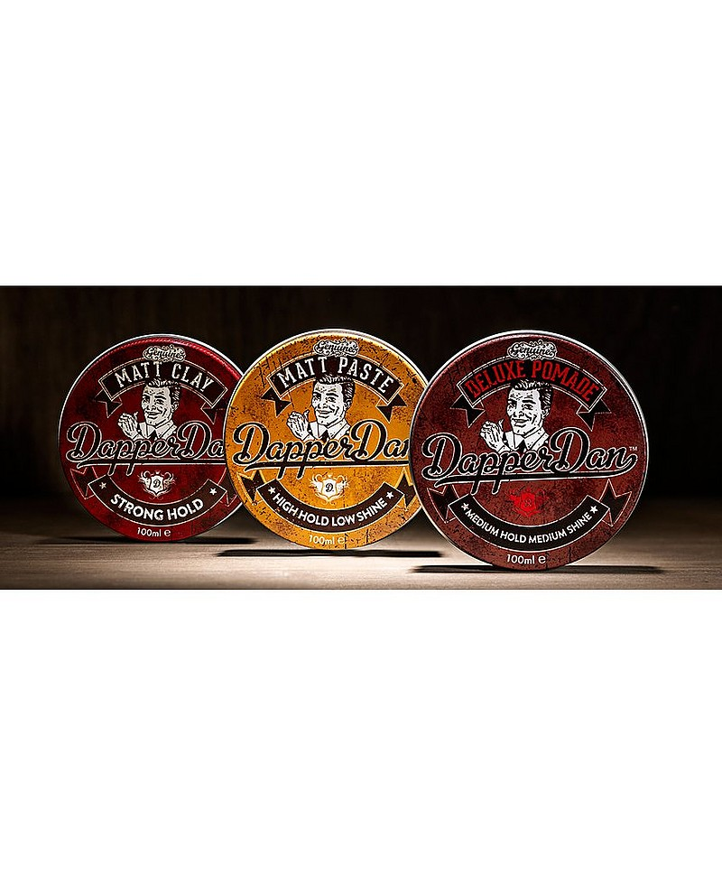 Dapper Dan Wax