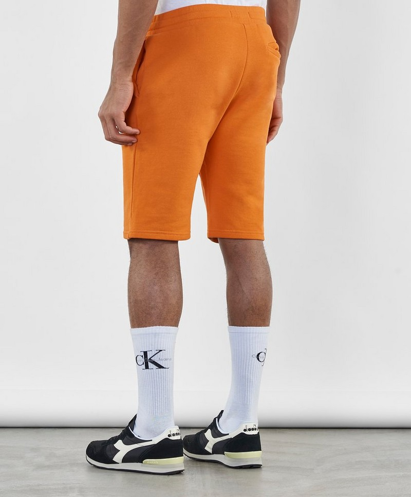 Travis Sweat Shorts Orange