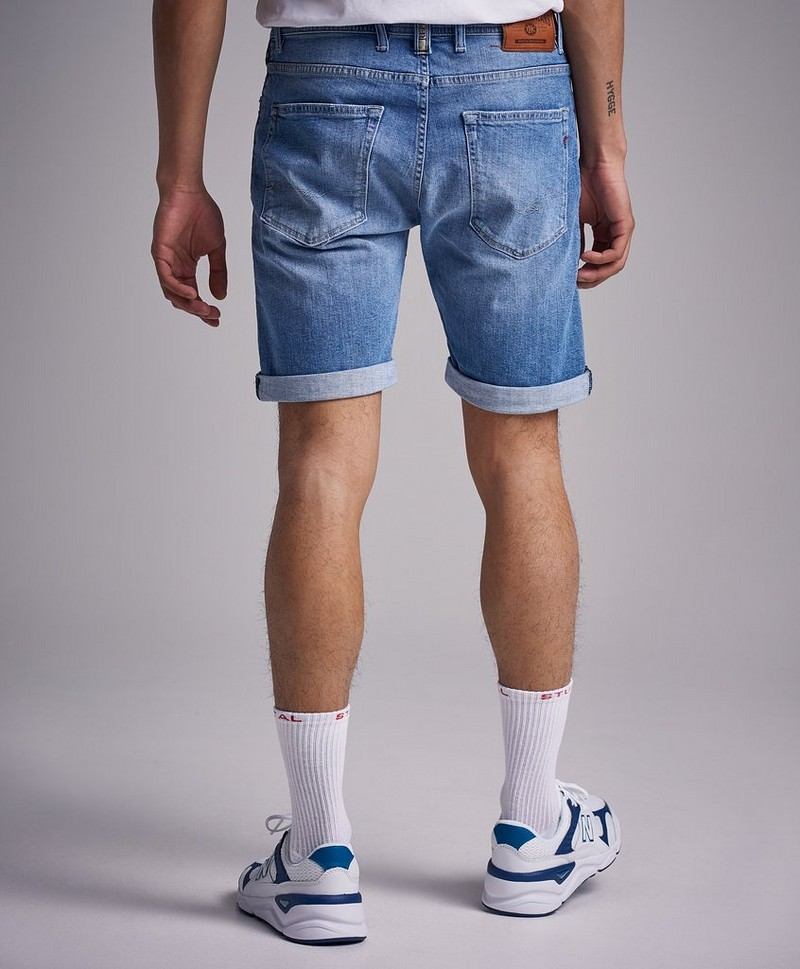 RBJ 901 Denim Short Light Used