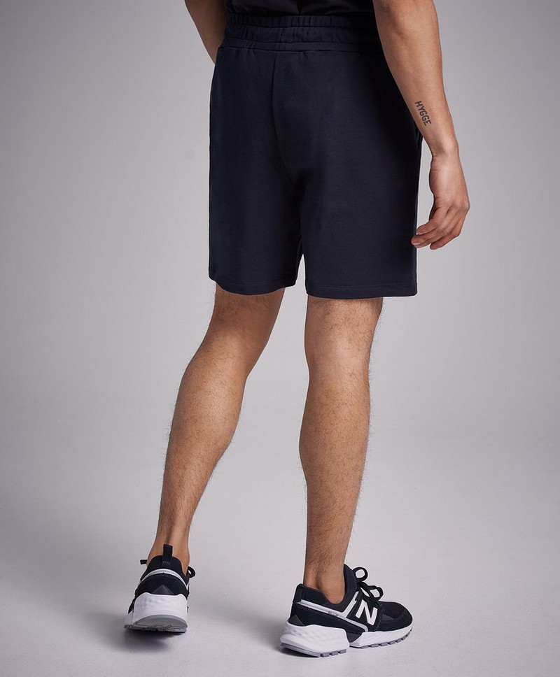 Terry Short Grey
