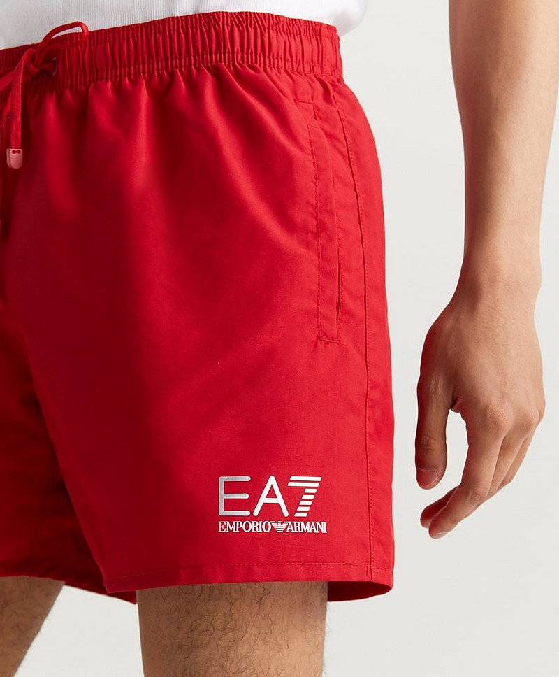Sea Worl Swimshorts Tango Red