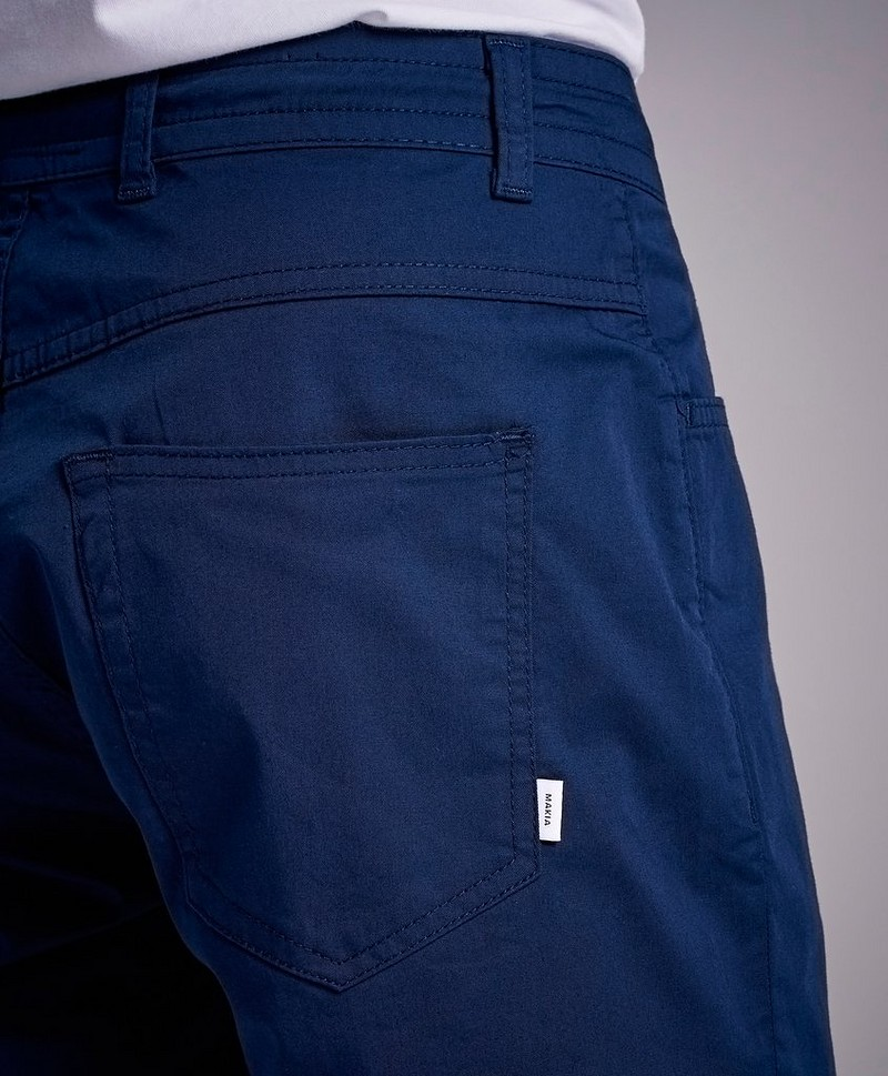 Nautical Shorts Dark Navy