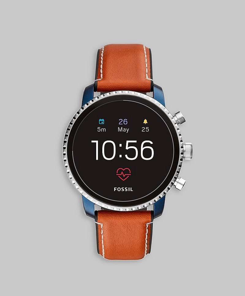 Fossil Smart FTW4016 Brown/Brown