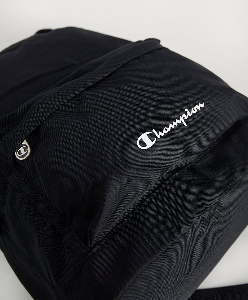 Champion Backpack Black