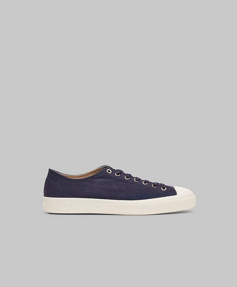 Swing Low Canvas Navy