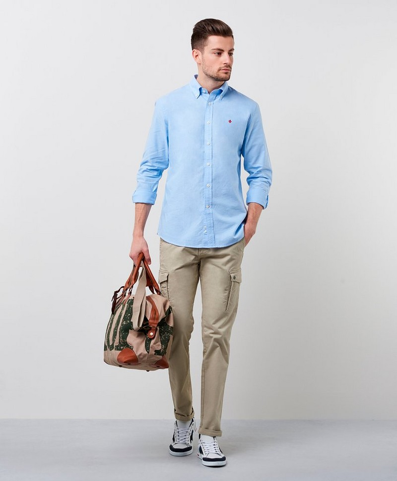 Oxford Button Down