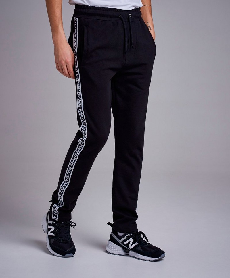 Tape sweatpants