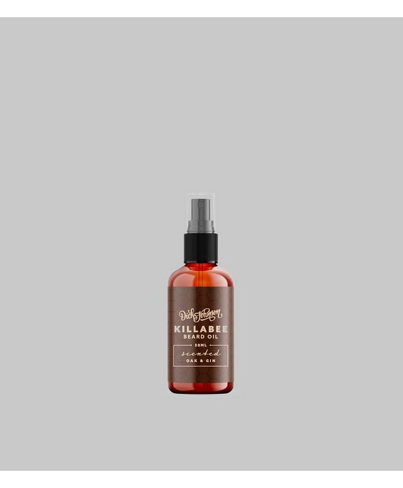 Beard oil Oak & Gin Killabee 50ml