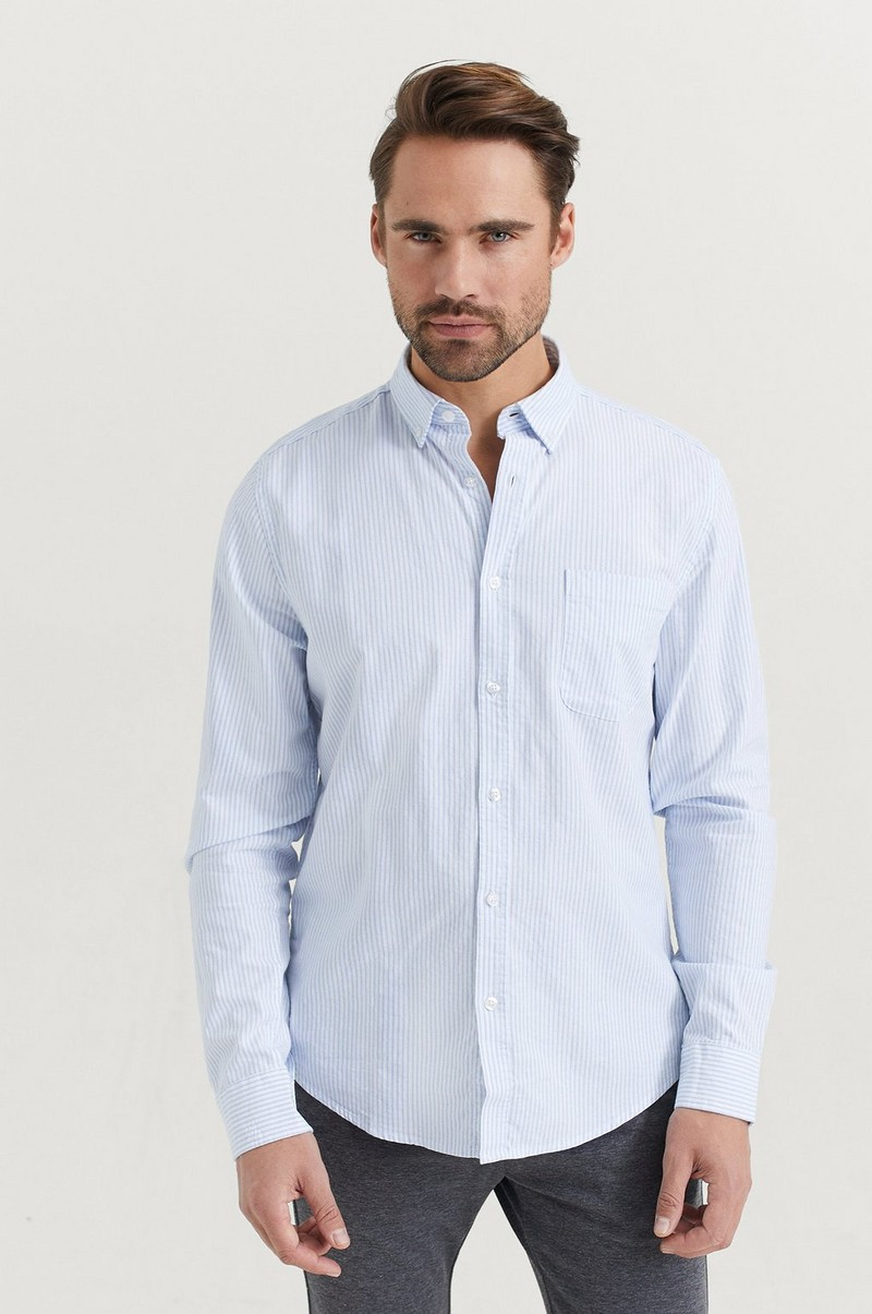 Melker Oxford Shirt