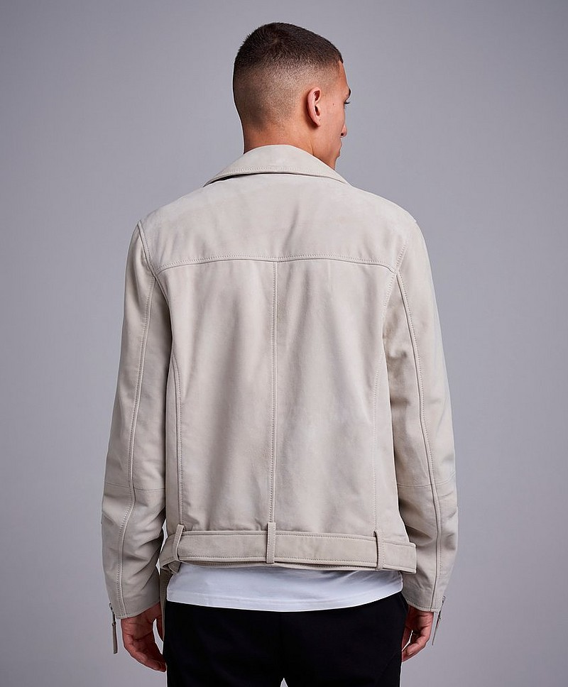 Stevie Suede Jacket