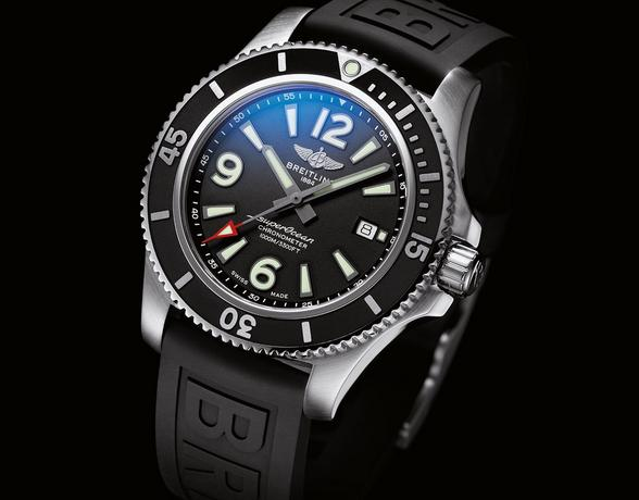 Breitling Superocean at Ernest Jones