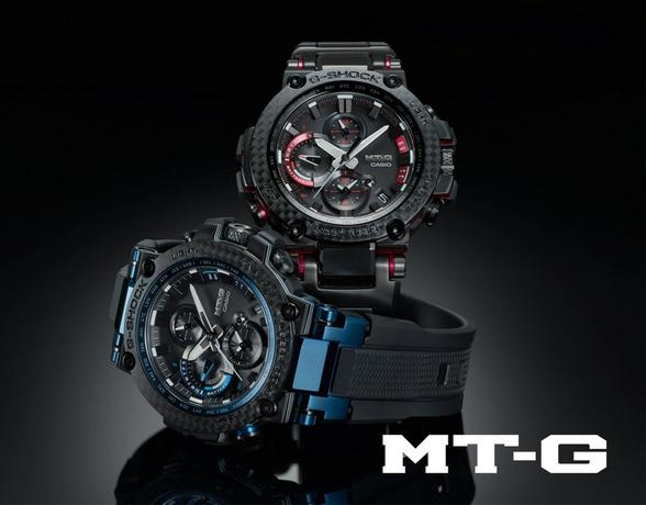 EXPLORE G-SHOCK MT-G