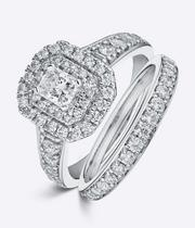 Bridal Set Engagement Rings at Ernest Jones
